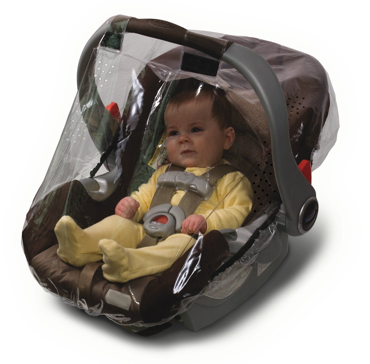 Jolly Jumper Weathershield for Infant Car Seat ** You can