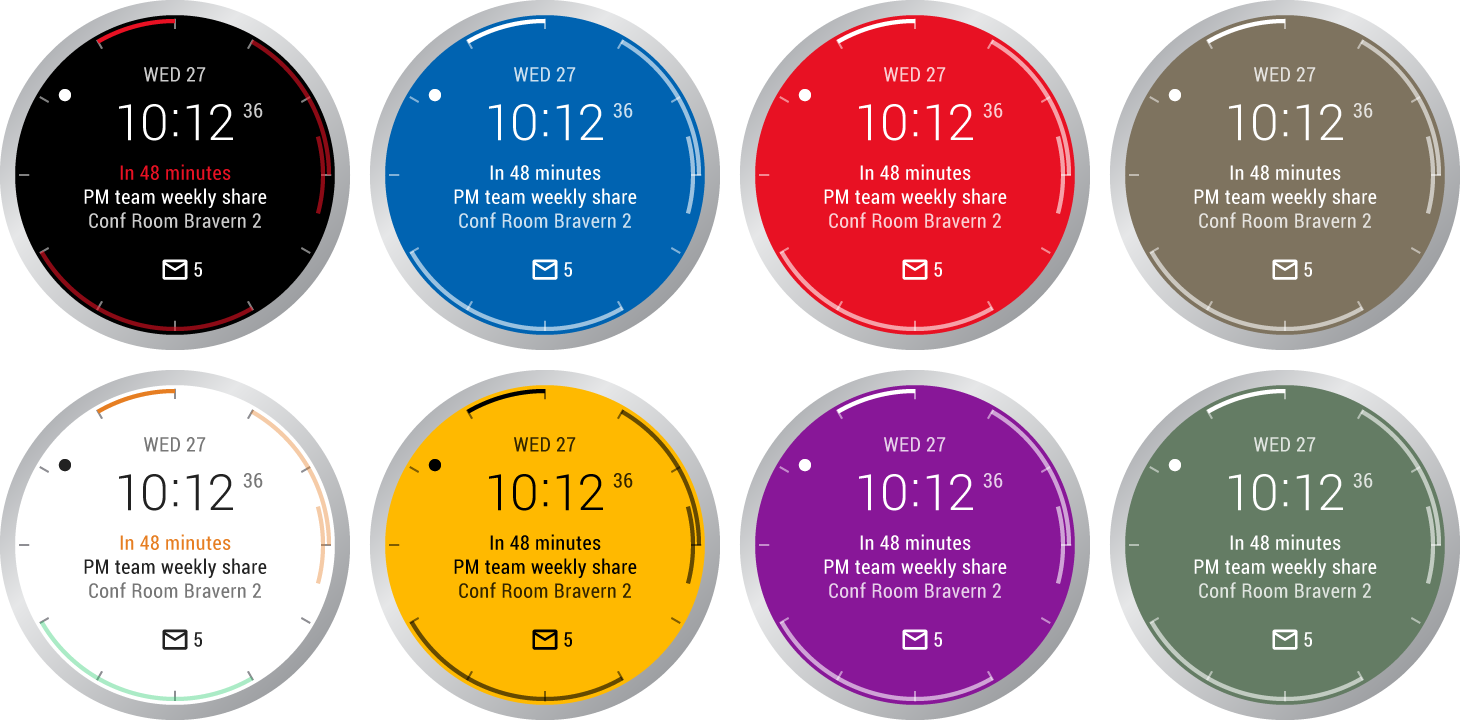 Microsoft made a powerful Outlook watch face for Android Wear  (Micro Soft)         Tweet    Discuss       Microsoft introduced a new Android Use variant of its cellular Outlook email and schedule program today. That isn't only a means to check e-mails or look at your program by exploiting your wrist. Microsoft developed this edition of Outlook to be a watch encounter, therefore it can remain surfaced constantly on your smart watch display. Attributes include socializing with message..