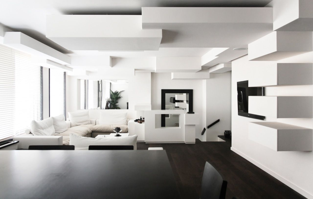 interior design - Wall Modern Design