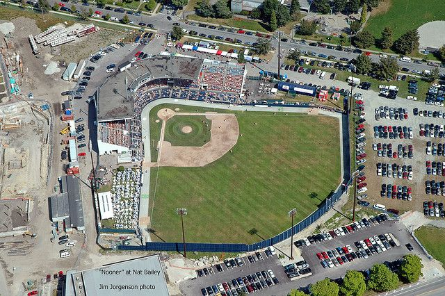 Bernie Arbour Memorial Stadium - Hamilton, Ontario, Canada (played here) (my home field)