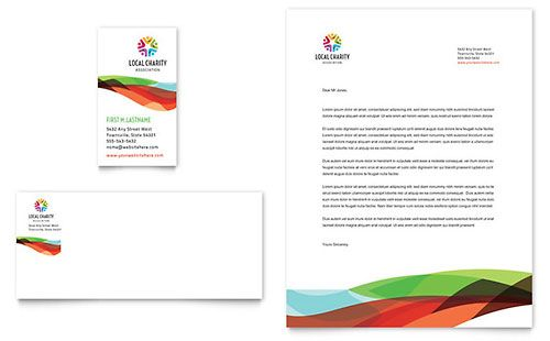 Pin by JungEun Song on Graphic Pinterest - company letterhead word template