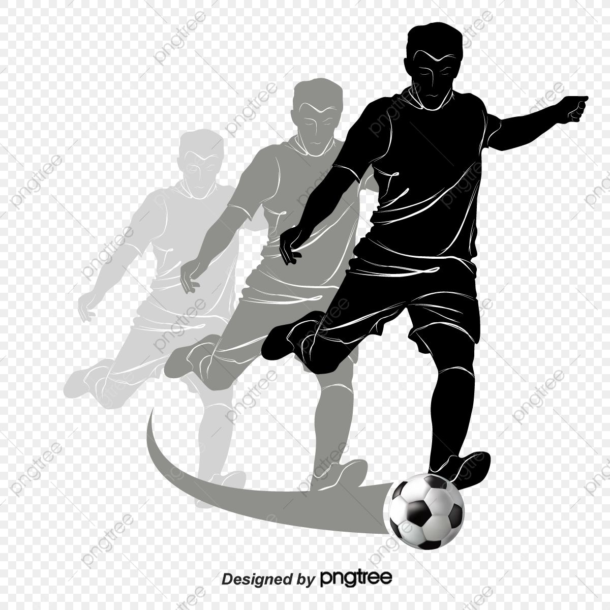 Download This Soccer Athlete Soccer Vector Football Athlete Transparent Png Or Vector File For Free Pngtree H In 2021 Soccer Backgrounds Football Background Soccer