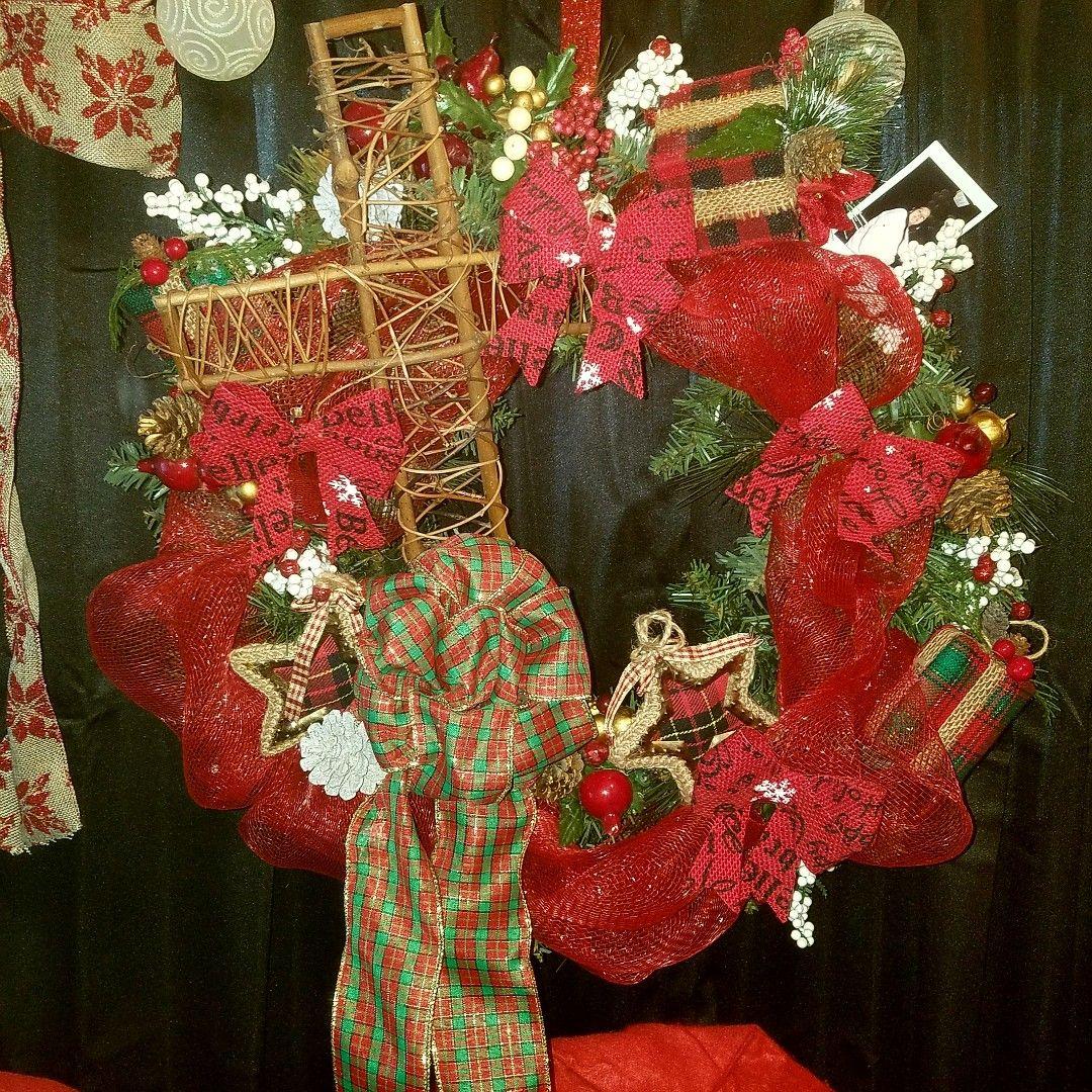 Christmas Wreaths, Holiday, Heaven Sent