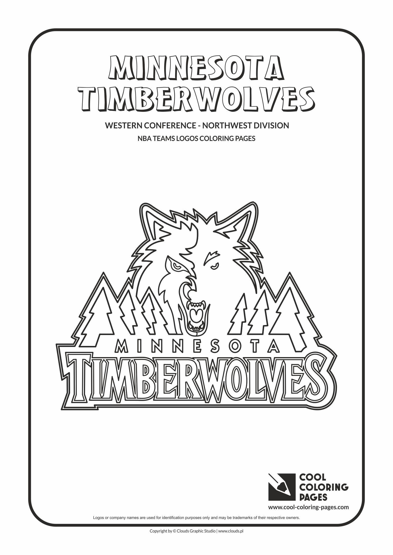 Minnesota Timberwolves - NBA basketball teams logos ...