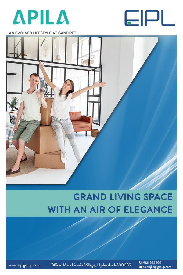 Fulfill Your Dreams while Living at Apila Apartments This Immaculately Presented Apartment is Set in Gandipet Visit Apila Fulfill Your Dreams Live the Life You Wanted and...