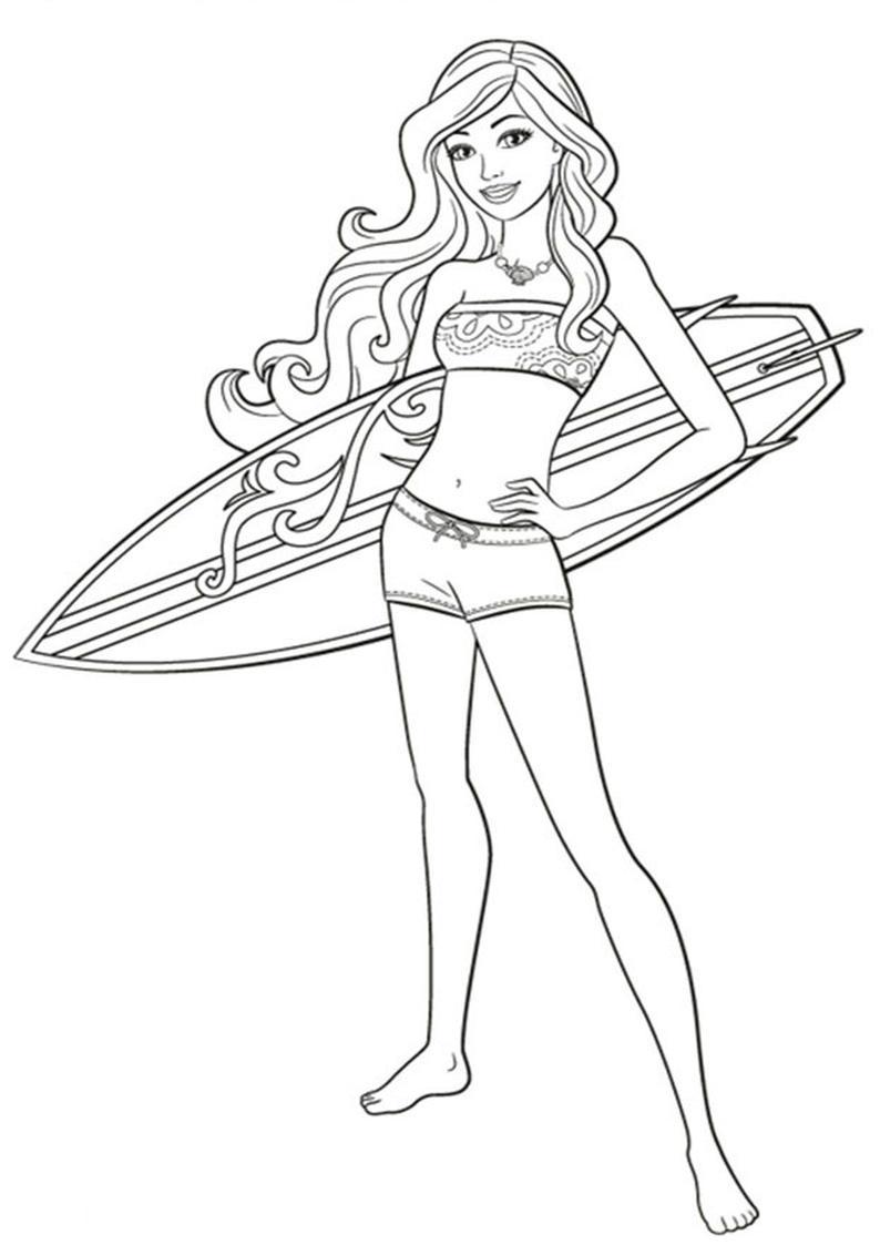Barbie Kolorowanki Szukaj W Google Barbie Coloring Pages Mermaid Coloring Pages Barbie Coloring