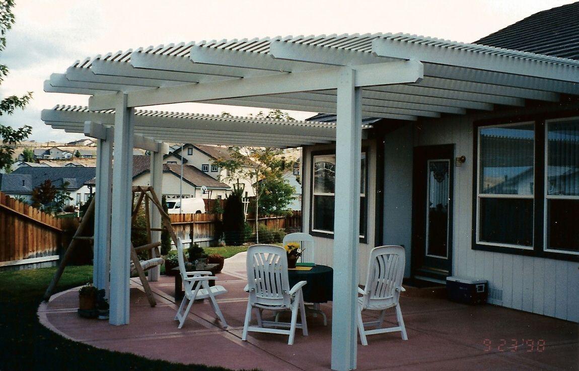 outdoor covered patio ideas | pergola beautiful designed