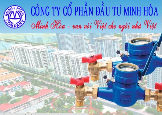 Van Vòi Minh Hòa