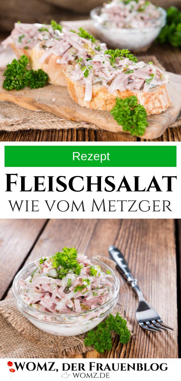 Photo of Meat salad recipe