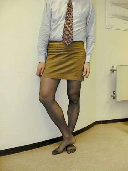 pánská sukně a pod ní pánské silonky.. | Muži v silonkách ...