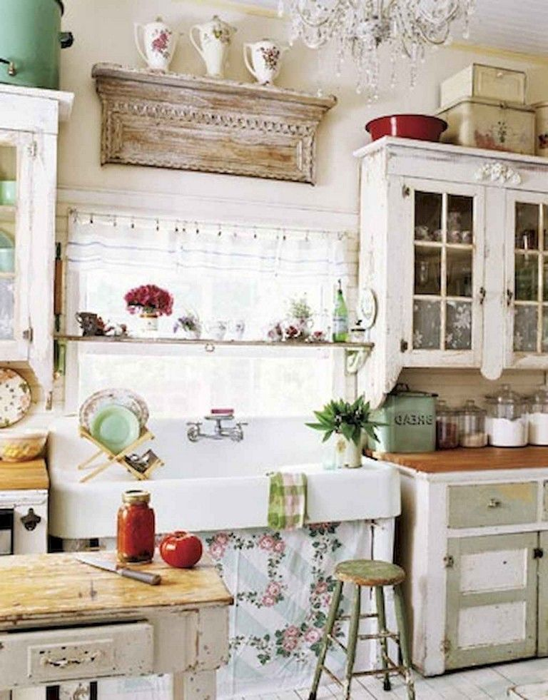 38+ Stunning French Country Kitchen Design Ideas is part of White Home Accessories Country Kitchens - Graceful lines, intricate woodwork, and rich fabrics are characteristic of classic French county style design  Fused with country details, country French style creates a space that is elegant yet homey, and rustic yet refined  French country style designs and decorations… Continue Reading →