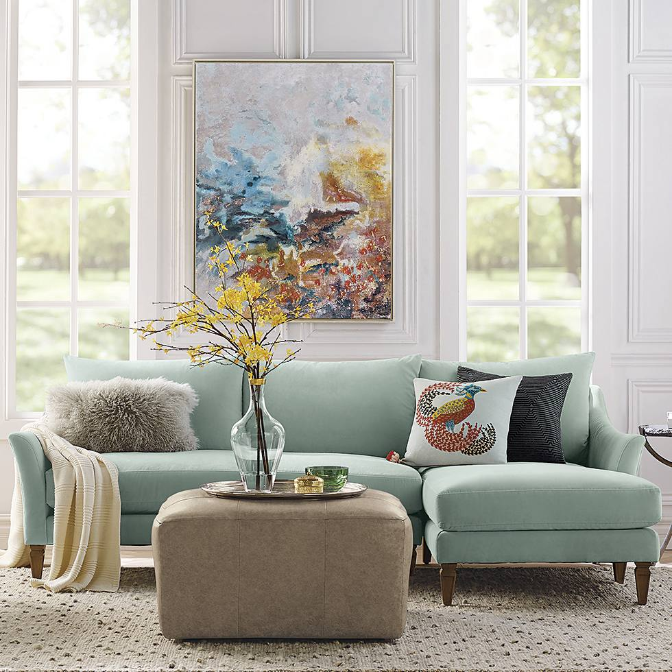 Small Living Room Ideas For More Seating And Style: How To Choose The Perfect Sectional Seating Arrangement