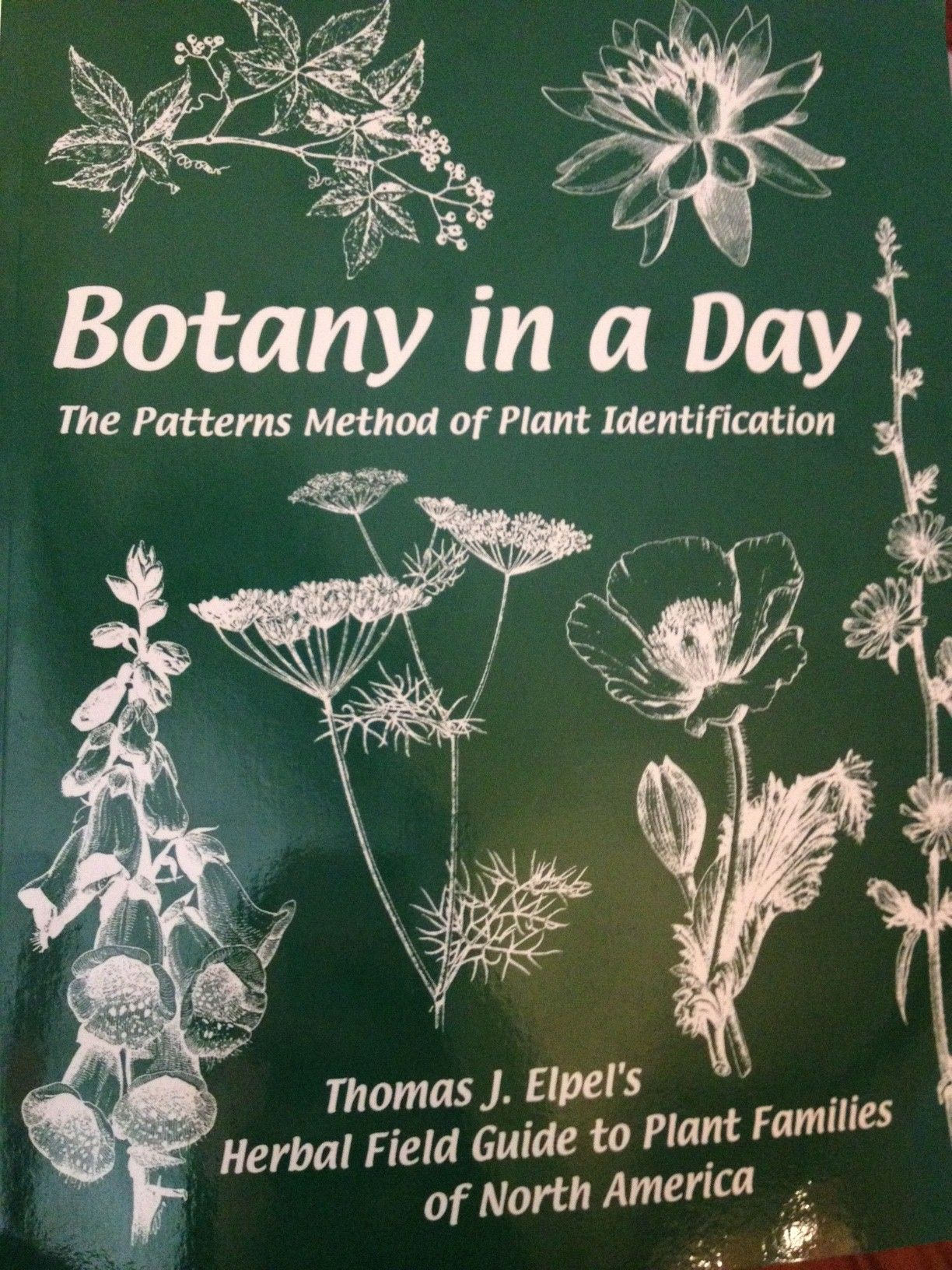 A book that has proved to be very helpful in learning about plant ...