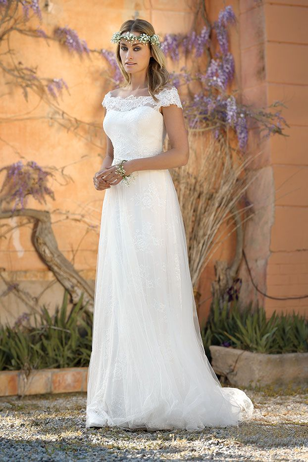 bca34551e23c Brudekjoler – find din brudekjole til den store dag her