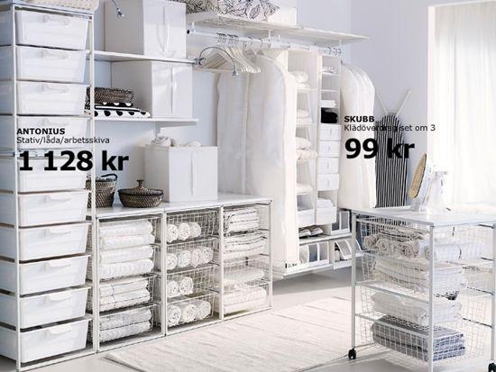 Tvättstuga - IKEA