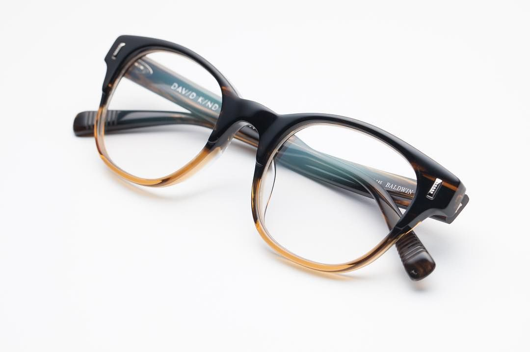 b08f50bd48 Our beautiful Baldwin optical frame in Dune.