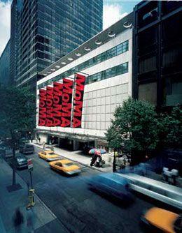 Museum Of Modern Art New York City Moma Nyc New York Attractions New York Museums New York Art