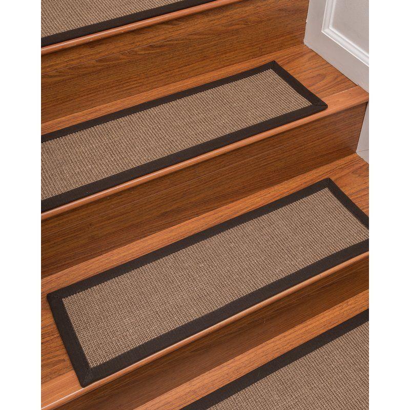 Best Jacobson Dark Brown Stair Tread Stair Treads 400 x 300