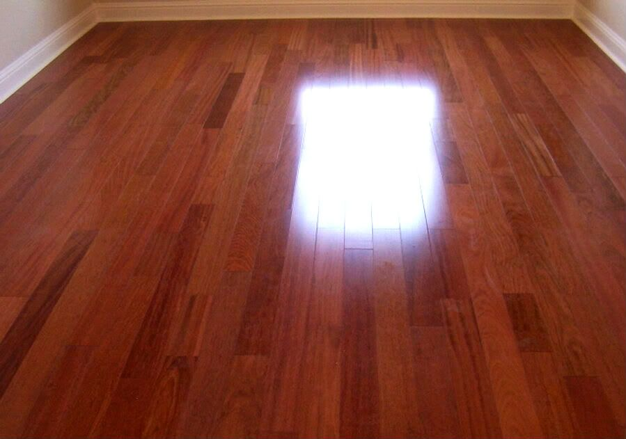How to remove scratches from hardwood floors with images