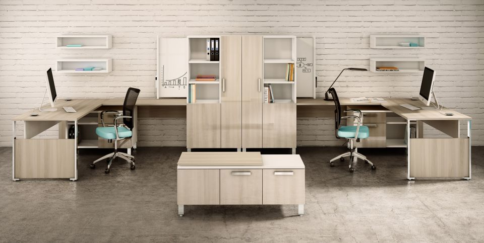 Office Workstations Orlando | Common Sense Office Furniture | Florida