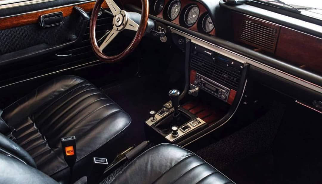 Bmw E9 3 0 Csi 1971 1975 The Styling Of The Bmw 3 0 Csi Is Still