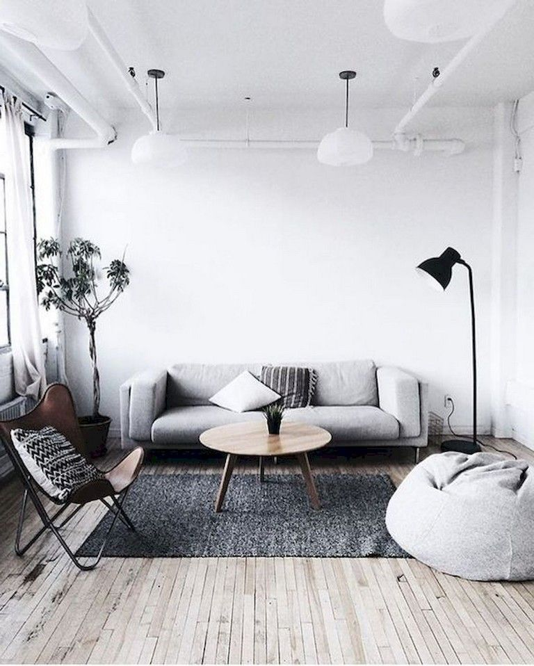 65 Inspiring Minimalist Living Room Design Ideas Minimalist Living Room Decor Modern Minimalist Living Room Living Room Scandinavian