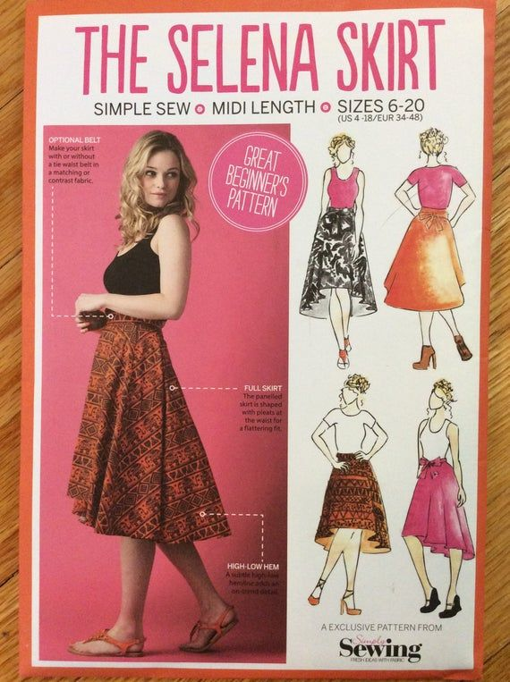 16-18-20-22 McCalls Patterns M4769 Misses//Miss Petite Dress in 2 Lengths and Bias Sash Size FF
