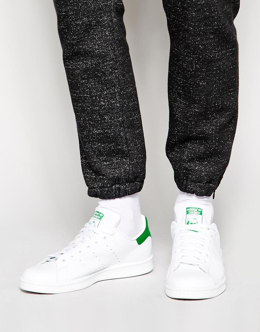 adidas originals stan smith trainers asos