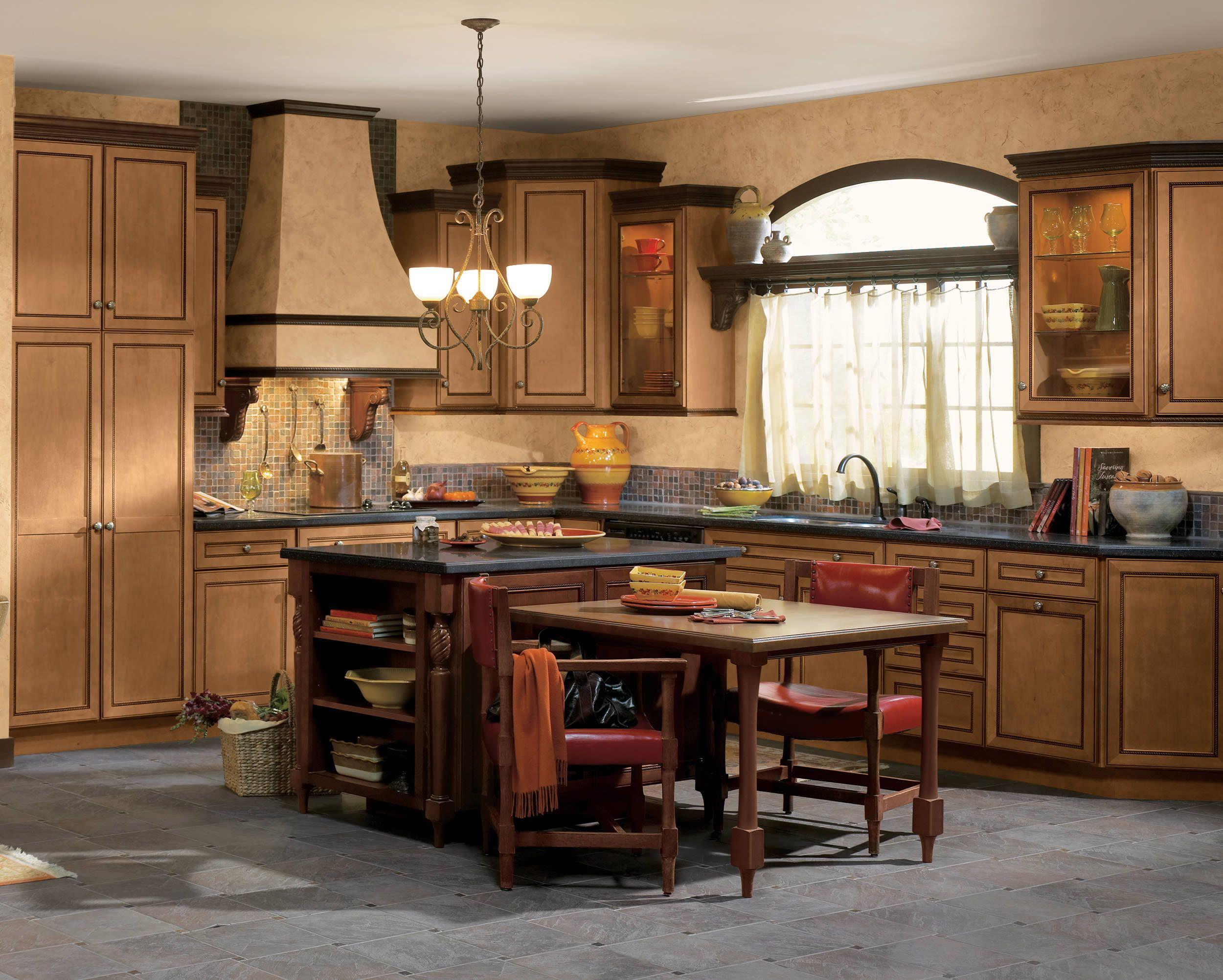 Kitchen From Merillat Cabinets
