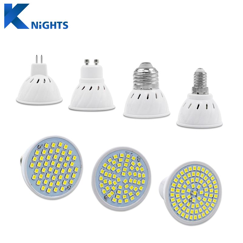 2016 Lampada Doprowadzily Zarowki E27 E14 Gu10 Mr16 220 V 240 V Bombillas Lampa Led Spotlight 3 W 5 W 7 W Smd 2835 Lampara S Spotlight Bulbs Bulb Led Spotlight