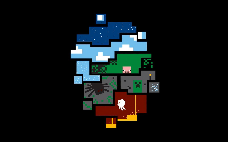 Cool Minecraft Wallpaper Mac 12321
