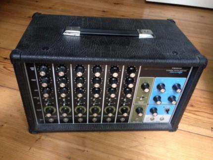 Teisco Vocal 220 - Gesangsverstärker - Vocal Amp - Vintage Sound - küchen gebraucht berlin