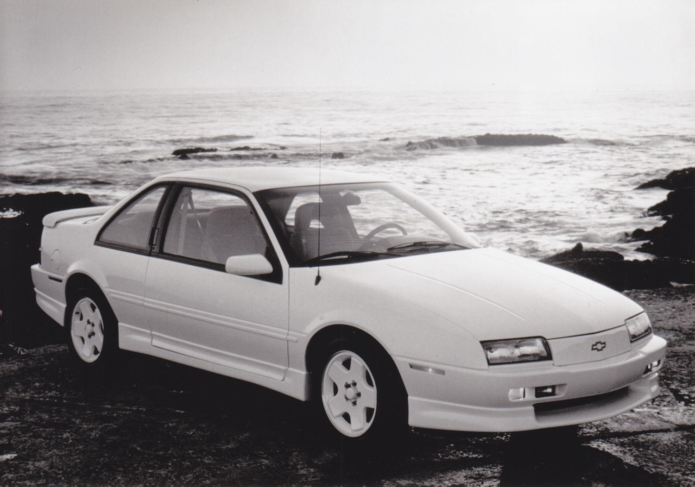 Chevrolet beretta gtz 1990