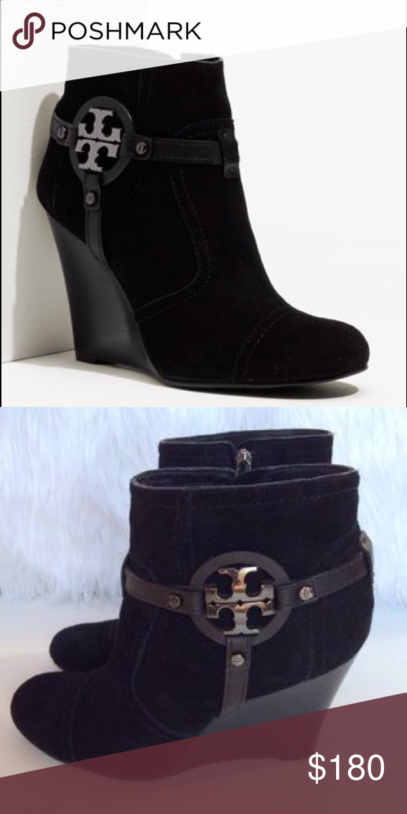 261bb75e7db Tory Burch  Aaden  Wedge Bootie Perfect shoe for every outfit...the