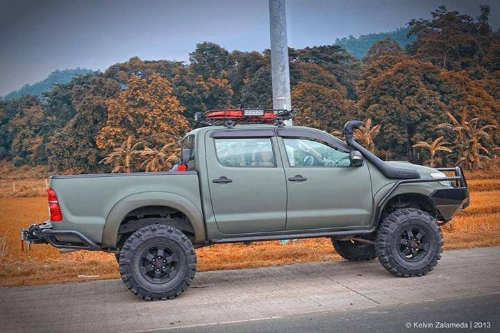 Toyota Hilux Off Road Modifications Pesquisa Google