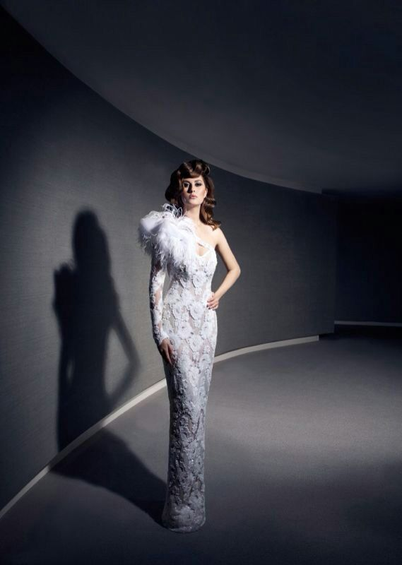 Stunning Evening Gowns.                       .  Brides by liza. Beverly Hills.  Ca.