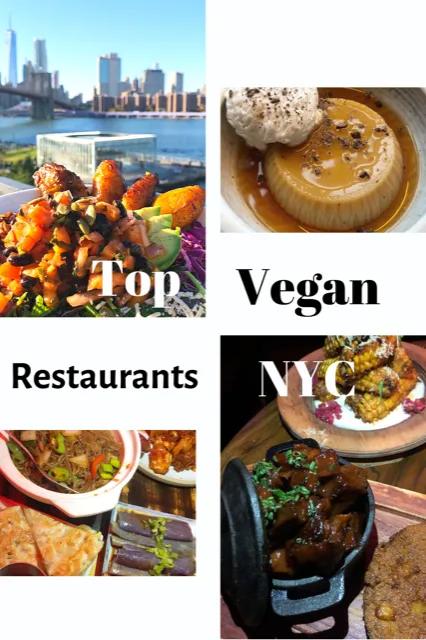 Top 10 Vegan Restaurants In New York City The Top Ten Traveler In 2020 Vegan Restaurants Vegan Restaurants Nyc Best Vegan Restaurants