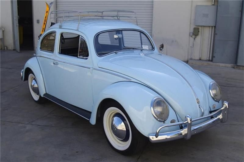 1955 Volkswagen Beetle Owned By Jerry Seinfeld By Magnusson Classic Motors In Scottsdale Az Click To View More Volkswagen Beetle Classic Motors Volkswagen