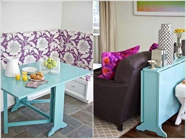 Kleine Esstisch Ideen für kleine Räume 9 Kleiner