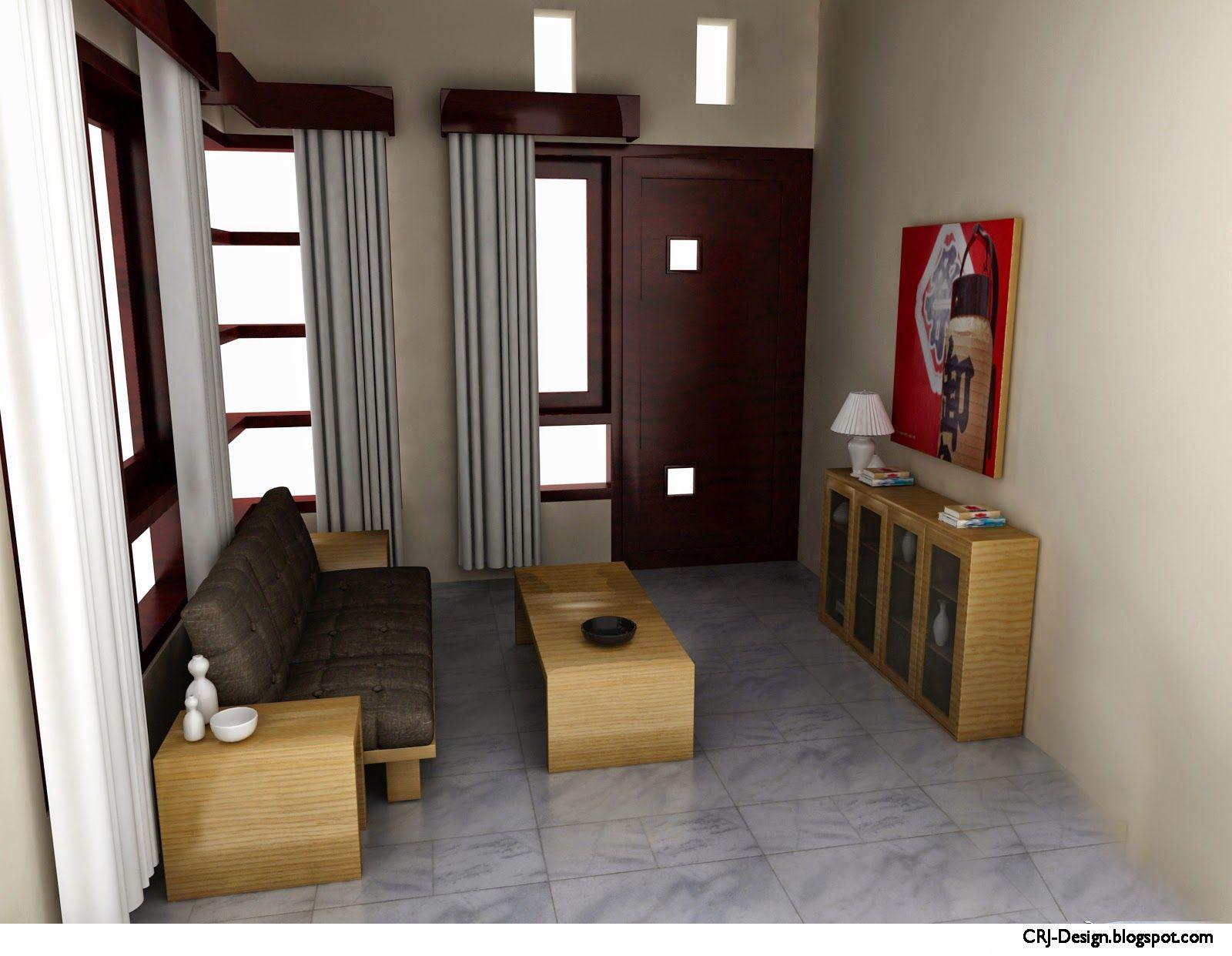 Tempat Utama Pada Yang Disambangi Oleh Pengunjung Rumah Minimalis