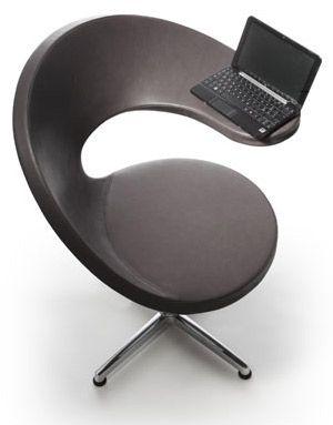 Nt Chaise De Bureau Design Bureau Informatique Chaises De - Siege fauteuil design
