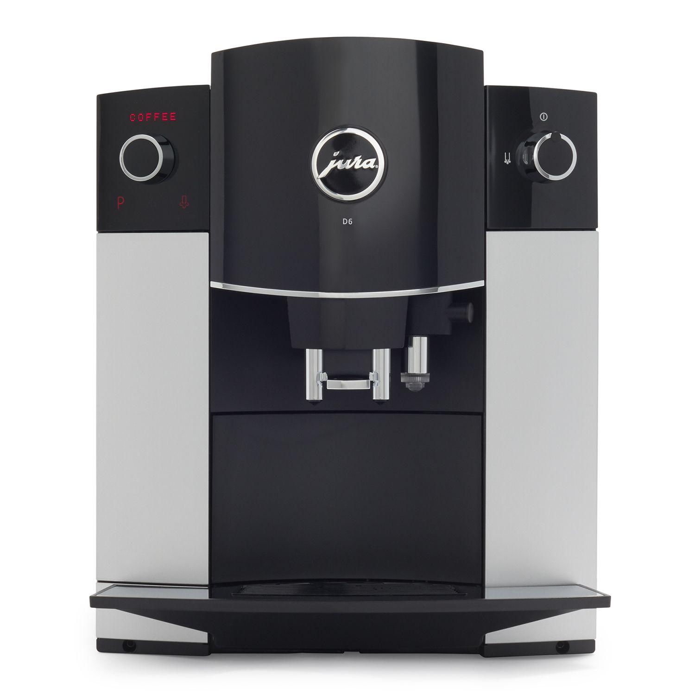 JURA D6 Automatic Coffee Machine   Sur La Table