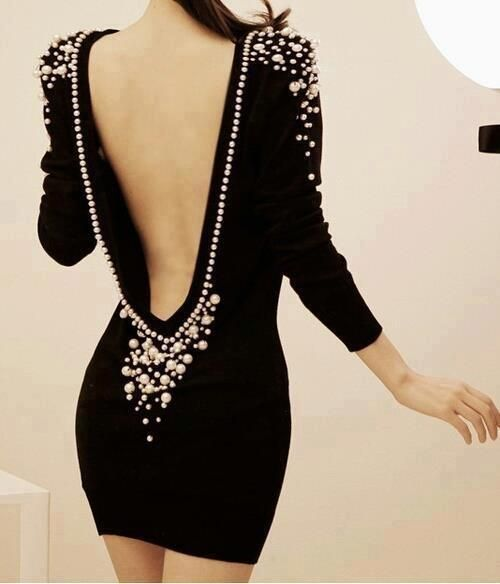 #Rock dress #lbd
