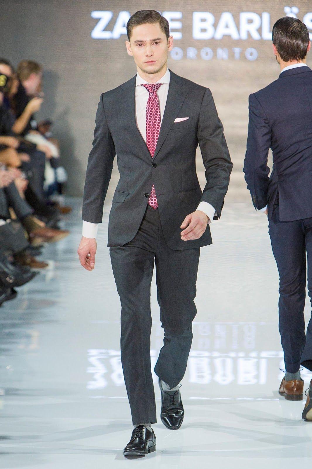 Zane Barlas Fall/Winter 2016 - Toronto Men's Fashion Week