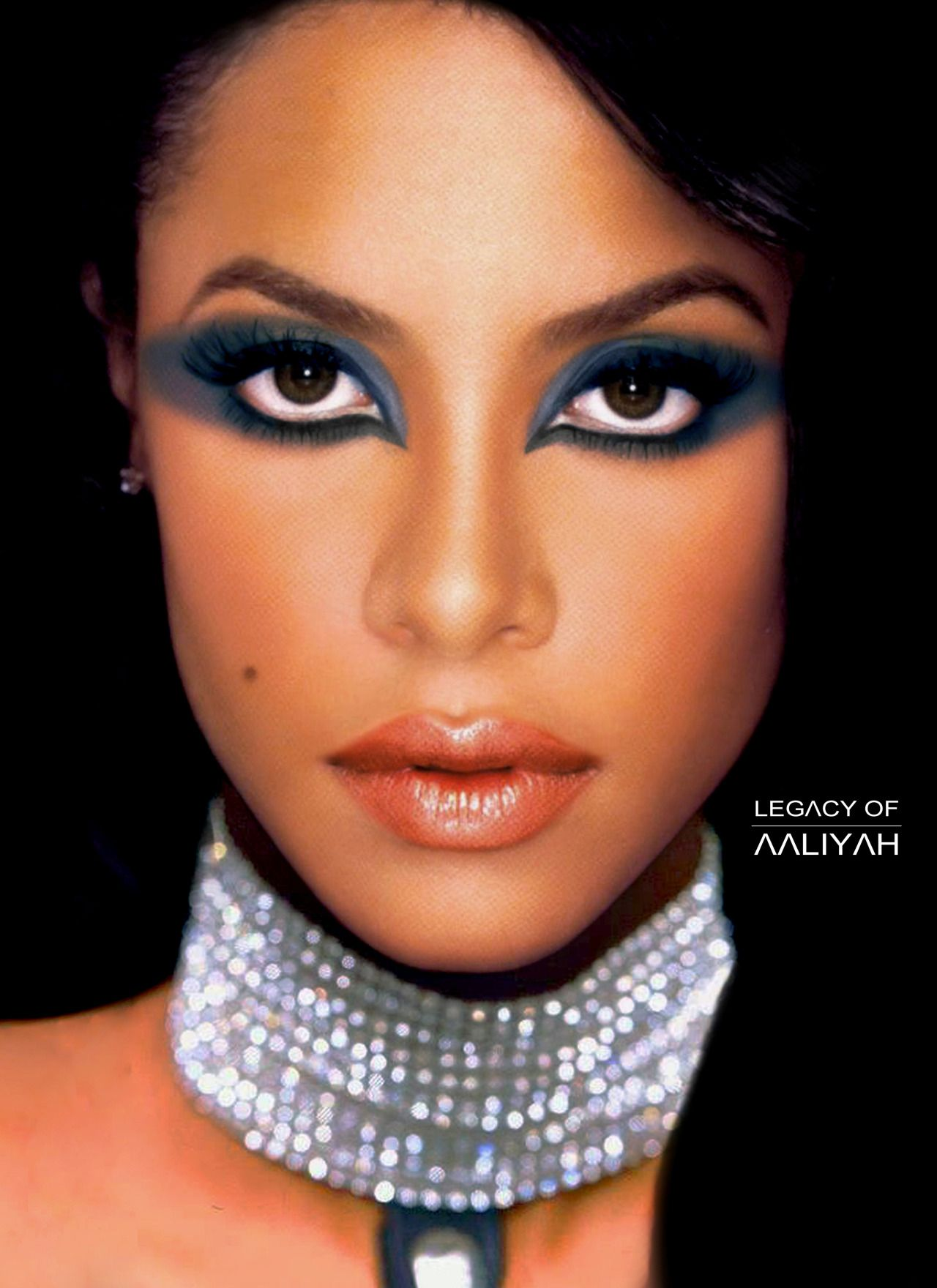 Aaliyah - Try Again - Makeup