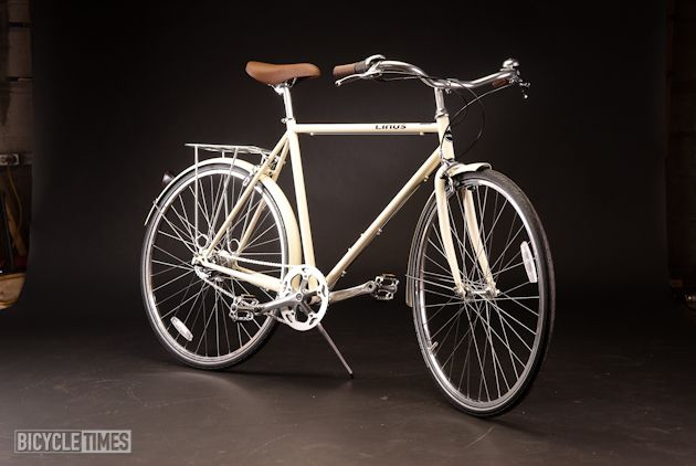 Linus Roadster Bicycle Commuter Bike Cycling Adventures