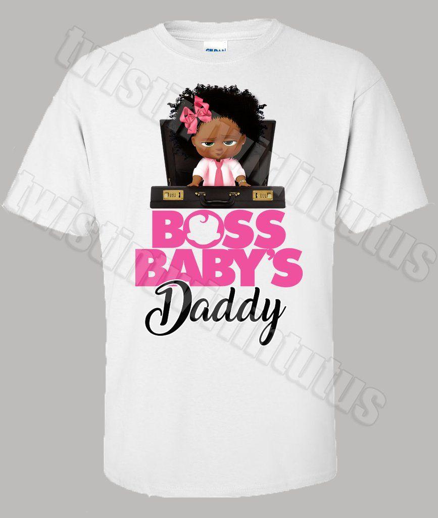Boss baby dad birthday shirt family birthday shirts