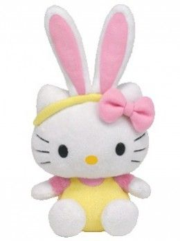 Easter plush toy gift ideas for kids ty beanie baby hello kitty easter plush toy gift ideas for kids ty beanie baby hello kitty yellow negle Image collections