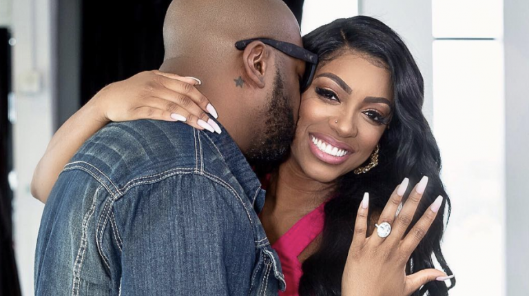 She Said Yes! Porsha Williams Engaged to Boyfriend Dennis