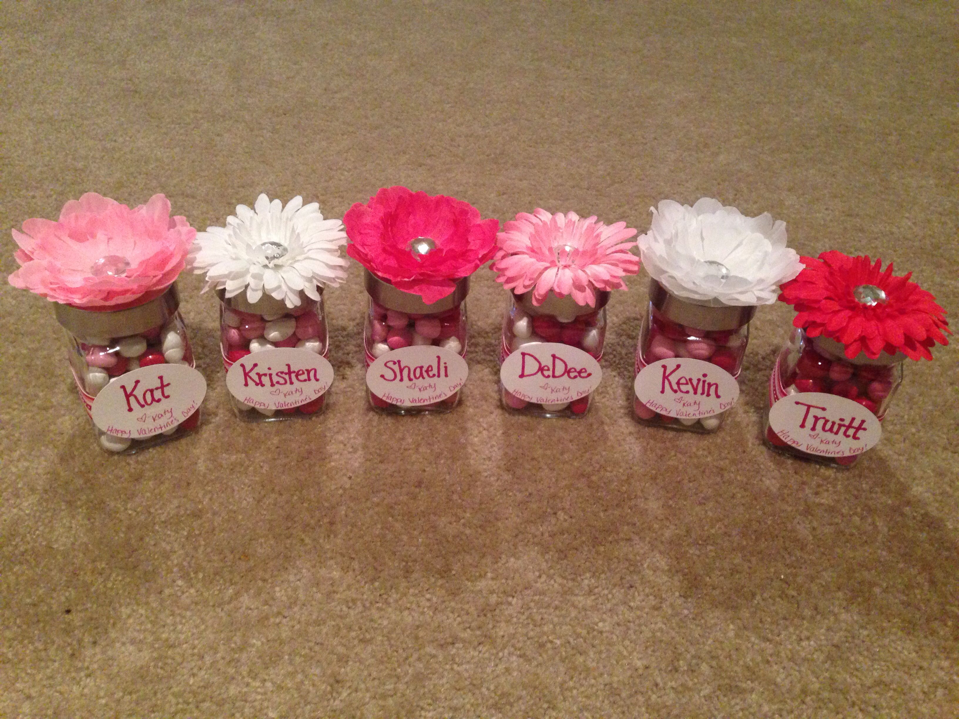 Valentine's Day treats for my co-workers! | Crafts | Pinterest | Gift